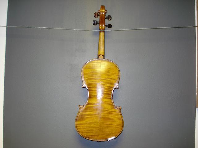 An English Violin by John Rae, London, 1922 (1)