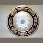 An Aynsley part dinner service