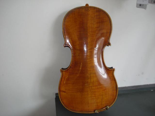 An English Violin, circa 1800, Duke School   (1)