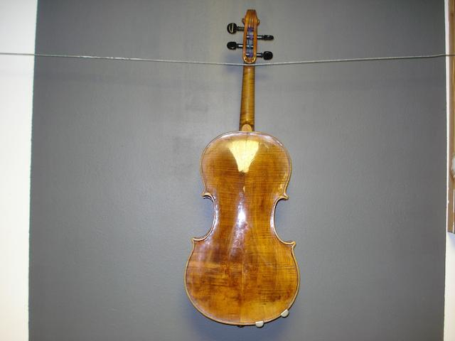 A Viola of the Craske School circa 1860 (2)