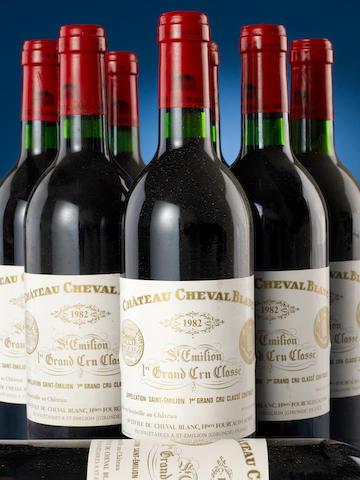 Chateau Cheval Blanc 1982 (8)