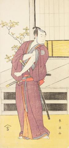 Katsukawa Shunei (1762-1819) Late 18th century