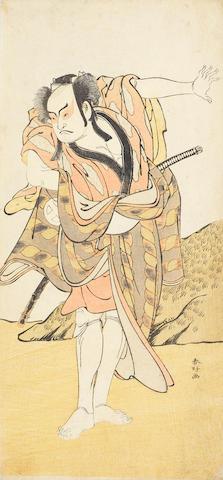 Katsukawa Shunko (1743-1812) Late 18th century