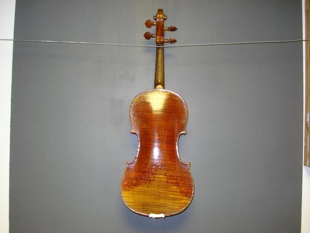 A French Violin of the Derazey School circa 1880 (6)
