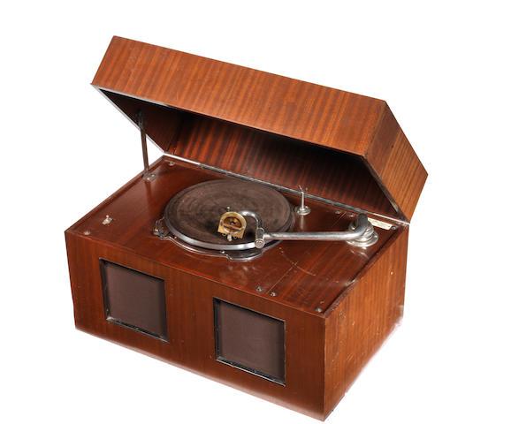 EMG electric gramophone