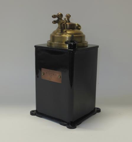 A Nirona acetylene generator unit,