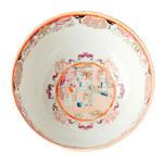 A Mason's Ironstone punch bowl Circa 1840