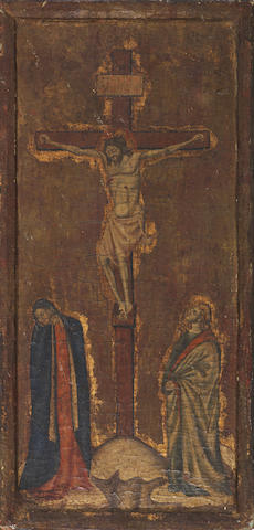 Florentine School, 15th Century The Crucifixion