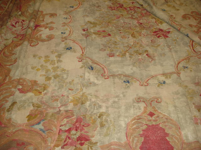 An Aubusson carpet, France, 472cm x 387cm