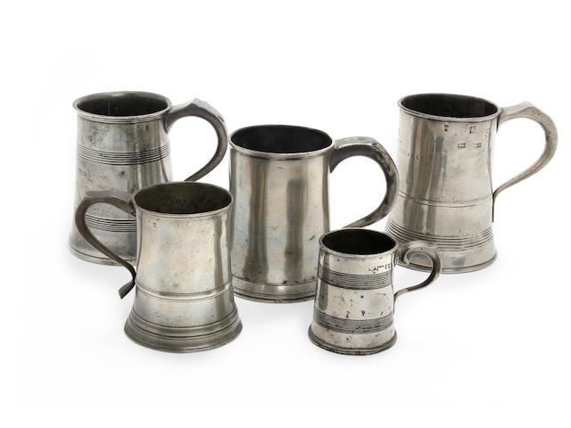 A pre-Imperial quart mug