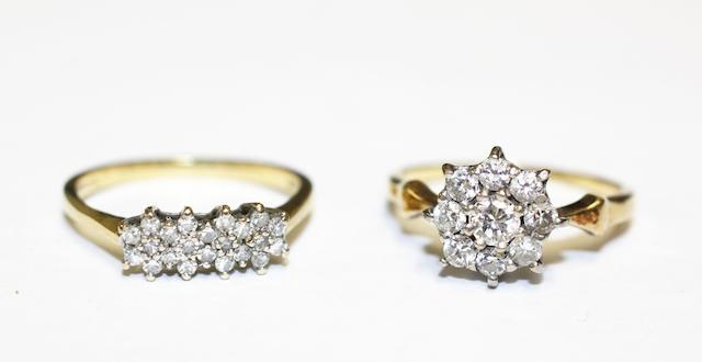 Two rings, (2)