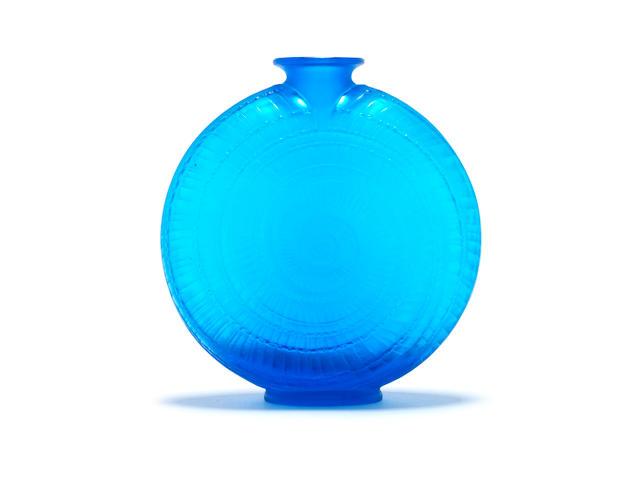 René Lalique 'Escargot' a Vase, design 1920