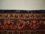 A Kashan carpet, Central Persia, 377cm x 275cm