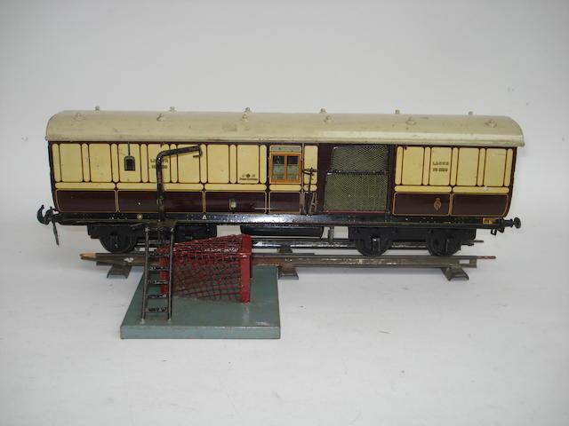 Gauge I Bing for Bassett-Lowke L&NWR Post Office mail van
