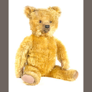 Gebruder Bing Teddy bear, 1930s