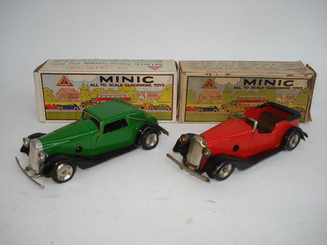 Tri-ang Minic Vauxhalls 2