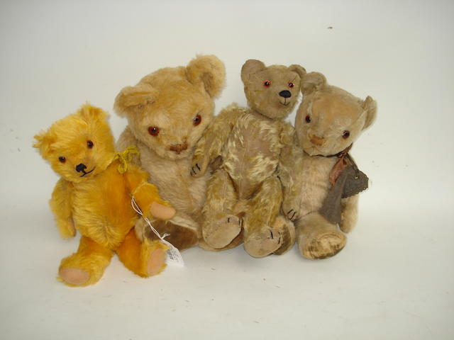 Deans Rag book Teddy bear 4