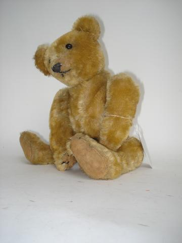 Ideal Teddy bear, circa 1909