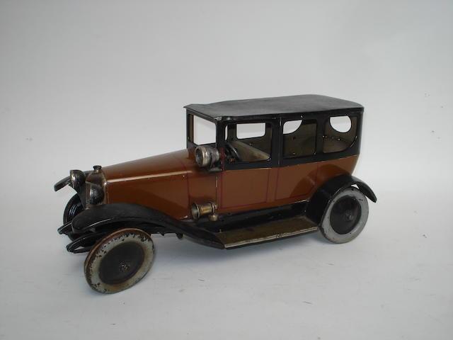 JeP 7392 c/w Voisin Saloon, 1920s