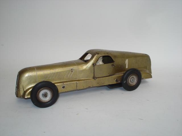 CIJ c/w Renault Racing car, 1930s