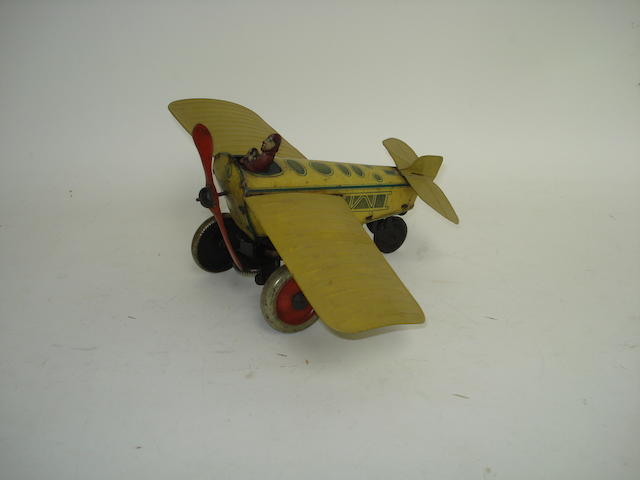 Gunthermann c.w Monoplane, 1930s