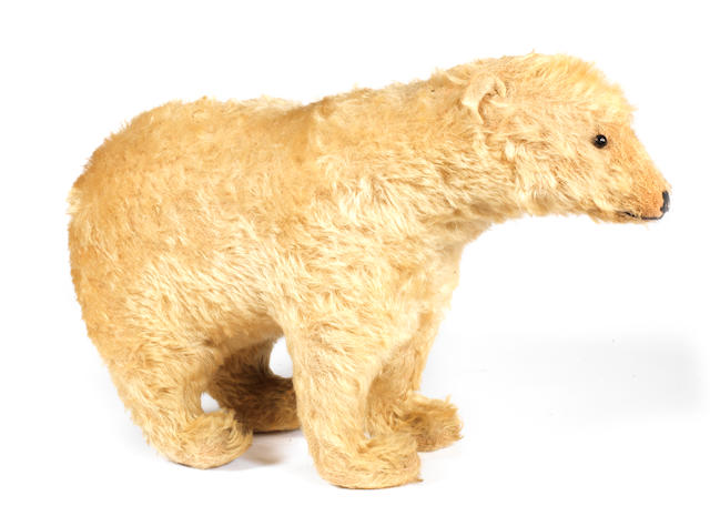 Bing Polar bear, circa 1910