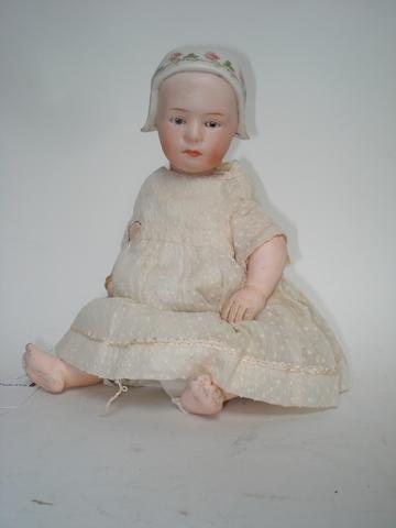 Gebruder Heubach 7977 'Baby Stuart' bisque head baby