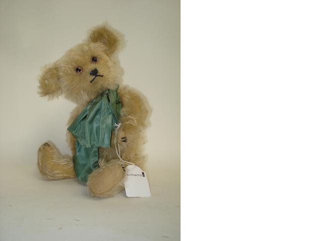 Helvetic musical Teddy bear, 1930's