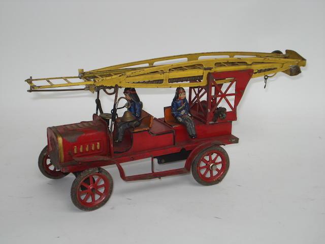 A Bing c/w Fire Escape, circa 1910