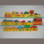 Complete set of Dinky Dublo vehicles 14