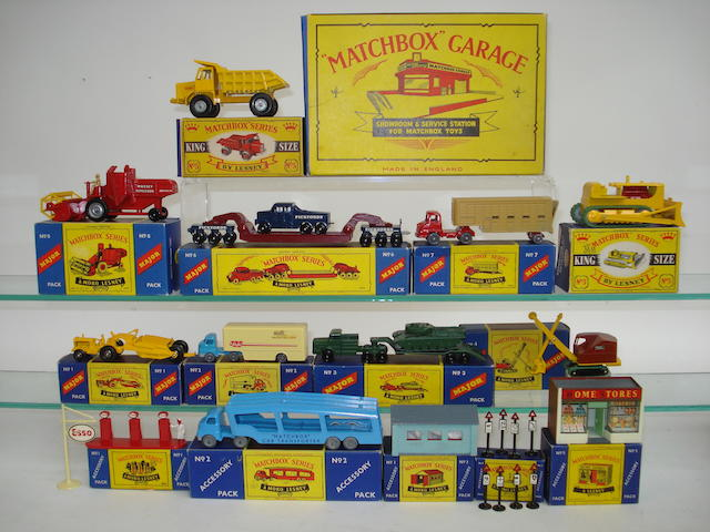 Matchbox 1-75s Accessory and Major packs  15