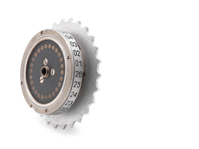 Enigma single rotor,