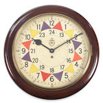 A rare and original RAF operations room Sector clock,