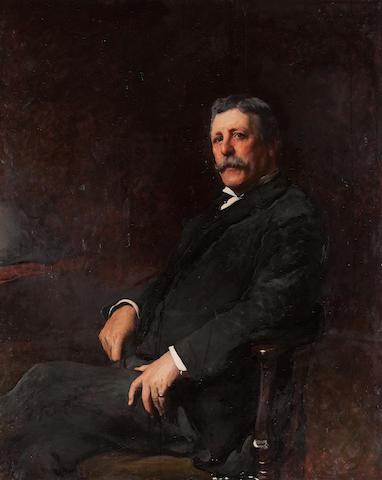Frank Holl (British, 1845-1888)