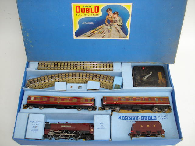 Hornby Dublo EDP2 Duchess of Atholl Passenger train set