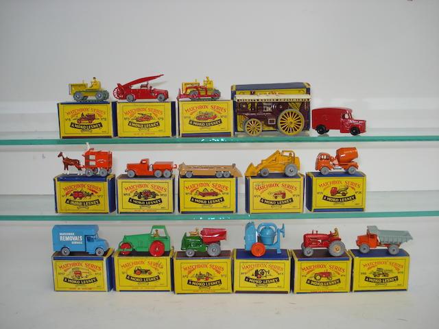Matchbox 1-75s 16