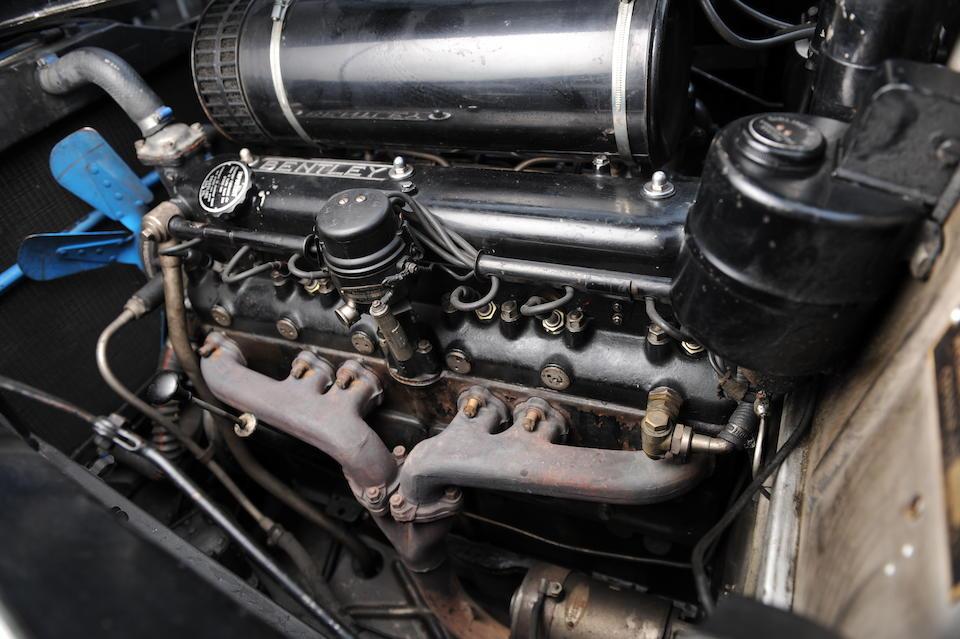 Dans la même famille depuis l'origine,1947 Bentley Mk VI Cabriolet  Chassis no. B139BH Engine no. B69B