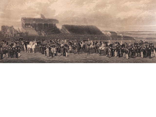 After Henry Barraud Royal Visit, Punchestown 1868