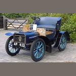 1904 Humberette 'Royal Beeston' 6½ hp Two-seater  Chassis no. 2109 Engine no. B5220