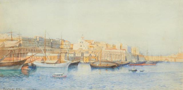 Tristram Ellis (British, 1844-1922) Algiers