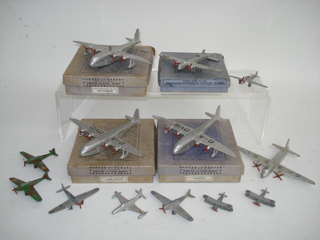 Dinky 60r Empire Flying Boats and other Aircraft 13