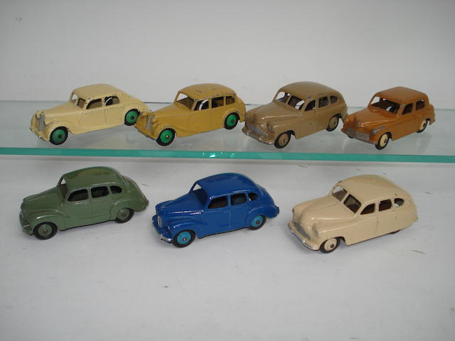 Dinky Austin Devon's and other cars 7