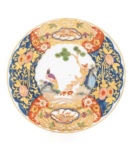 Meissen Warsaw service plate