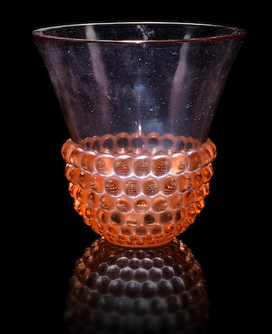 René Lalique  'Graines' a Vase, design 1930