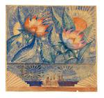 Kuz'ma Sergeevich Petrov-Vodkin (Russian, 1878-1939) Flowers, 1926 unframed