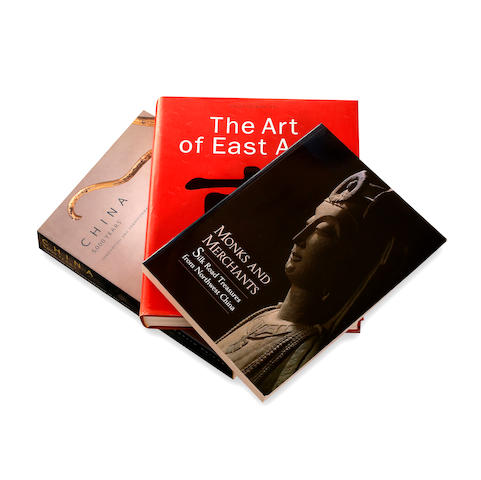 17 reference books and catalogues on Chinese art