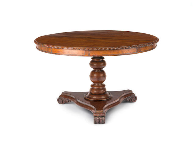 An Australian cedar breakfast table Circa 1850