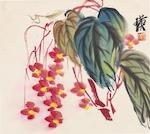 Qi Baishi (1863-1957) Flowers and Insects