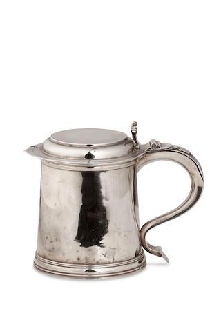 A  silver  tankard Goldsmiths & Silversmiths Company, London 1909