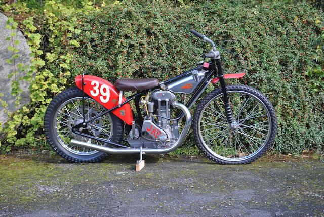 c.1949 Speedway JAP Motorcycle Engine no. JOS/I 80807